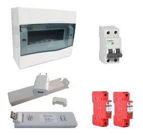 Kit Comunicador Dtu - Dw100 Hoymiles Com String Box