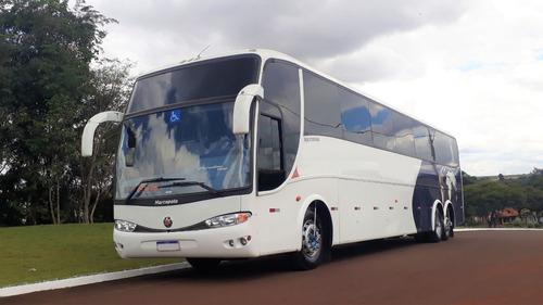 Ônibus G6 1200 Trucado Volvo B12, Cambio Egs 8, Marcolpolo
