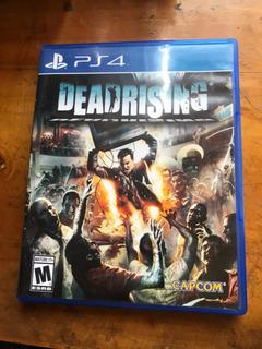 Dead Rising 1 Ps4
