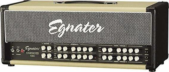 Egnater P/urmaster 4100 100-watt Tube Head ©