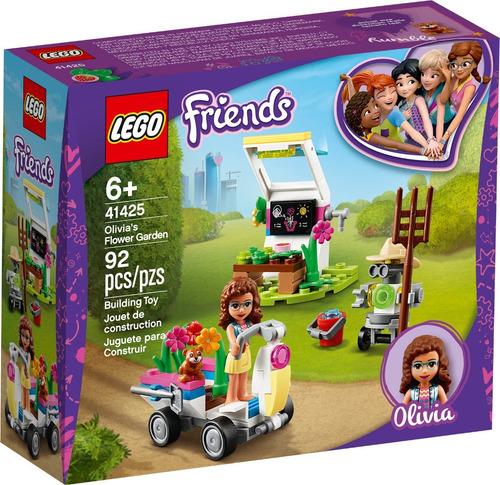 Lego® Friends - Huerto De Flores De Olivia (41425)