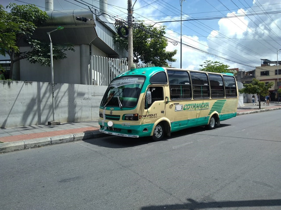 Buseta Chevrolet Modelo 2005 Npr