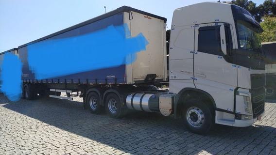 Volvo Fh 540 6x4 2016 I-shft = Vm Man Daf Mb Scania