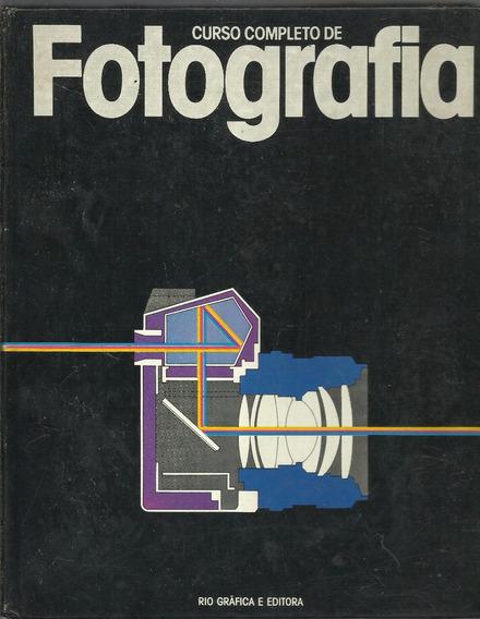 Curso Completo De Fotografia 2 Volumes - Rio Gráfica