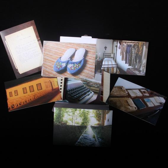 10 Cartões Postais Da Casa De Cora Coralina