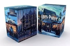 Box Harry Potter - Série Completa (7 Vol J. K. Rowling