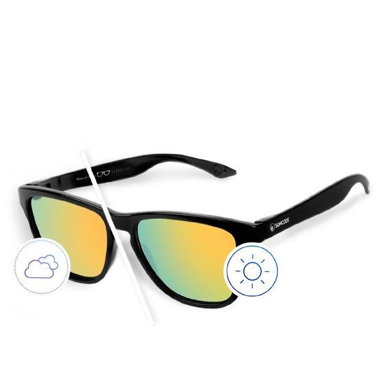 Óculos De Sol Suncode Natural Onyx Eclipse Daybreak