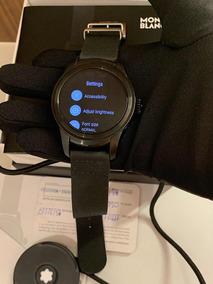 Montblanc Summit Smartwatch 46mm , Completo , Na Caixa!