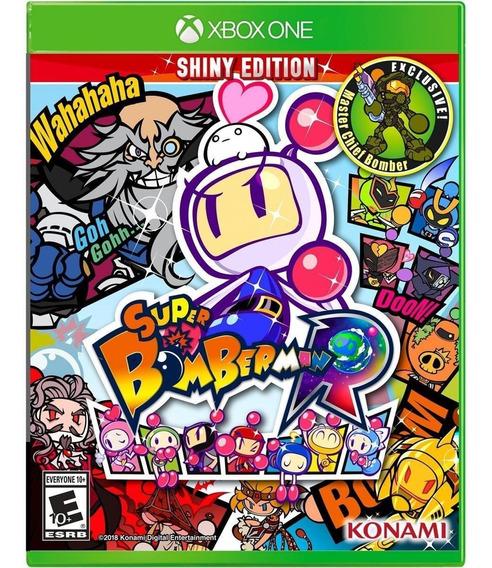 Super Bomberman R - Xbox One Lacrado