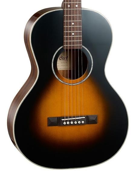 Guitarra Acústica Cort Ap550vb Body Parlor Cuotas