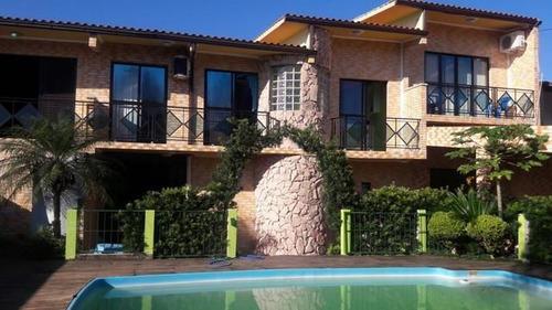 Casa Com 3 Dormitórios À Venda, 415 M² Por R$ 835.000,00 - Tapera - Florianópolis/sc - Ca3359