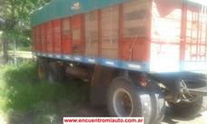 Acoplado Cerealero 7.50mts Con Lona Engomado Emapart