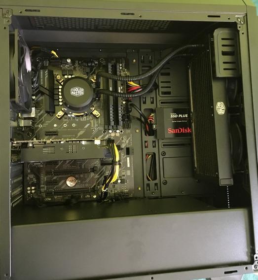 Pc Gamer I7 8700k 16gb Frete Grátis