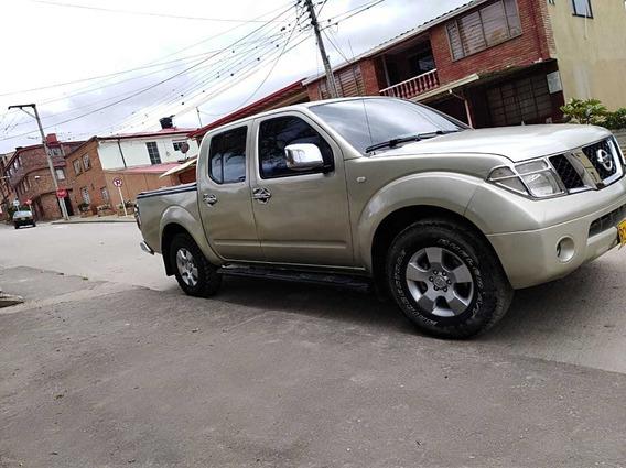 Camioneta Nissan Navara Modelo 2011 Doble Cabina