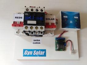 Transferidor Automático Para Energia Solar 32a
