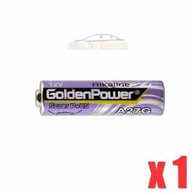 Pilha Alcalina Golden Power 27a 12v (un) Controle Alarme