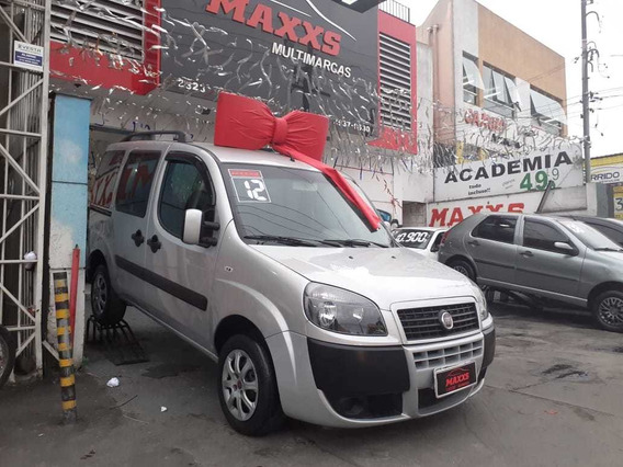 Fiat Doblo 1.4 Attractive Flex 5p 2012