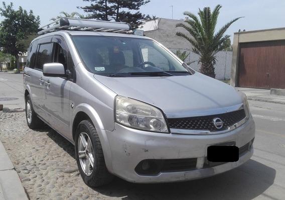Vendo Remato Nissan Lafesta 2008 Automatico- Gnv