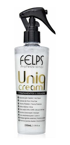 Imagem 1 de 2 de Felps Uniq Cream Spray 230 Ml + Brinde