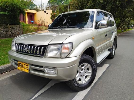 Toyota Prado Vx At 3400 Cc 4x4 7 Puestos