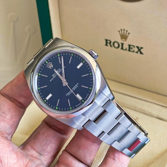 Rolex Oyster Perpetual 39 Completo