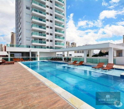 Apartamento Com 1 Dormitório Para Alugar, 45 M² Por R$ 1.800/mês - Tatuapé - São Paulo/sp - Ap2187