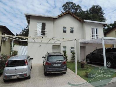 Casa Residencial Para Venda E Locação, Granja Viana, Sitio Viana, Cotia - Ca0545. - Ca0545