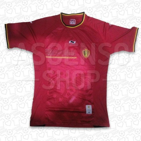 Camiseta Belgica Mundial Brasil 2014