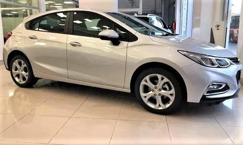 Chevrolet Cruze Ii 1.4 Lt 153cv 5 Puertas 2021