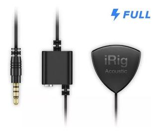 Ik Multimedia Irig Acoustic P/ Guitarra Acústica Envio Full