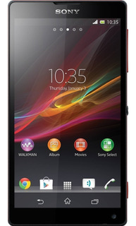 Celular Sony Xperia Zl 2gbram 16gb 13mp Outlet Gtia Claro