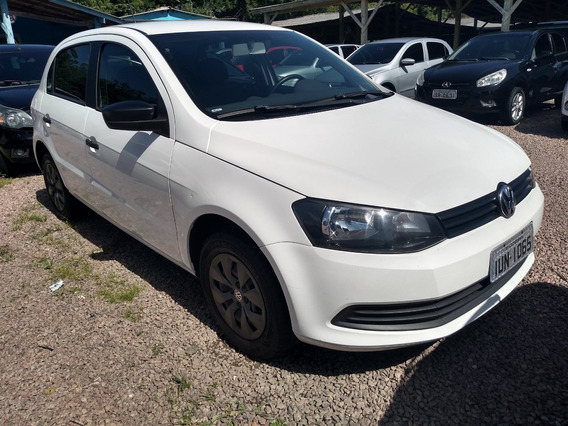 Volkswagen Gol 1.6 Mi City 8v Flex 4p Manual