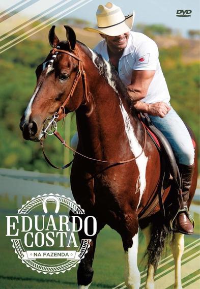 Eduardo Costa Na Fazenda - Dvd