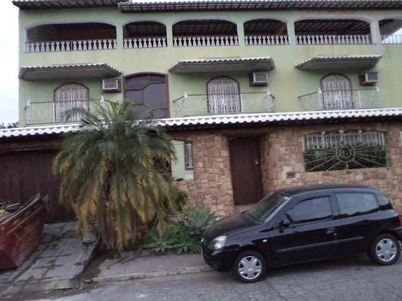 Casa Grande Na Taquara, Em Término De Obra