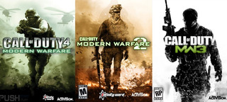 Call Of Duty Modern Warfare Trilogy Xbox 360 / Xbox One