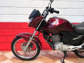 Honda Cg 150 Titan Mix Esd - 2011 - Financiamos