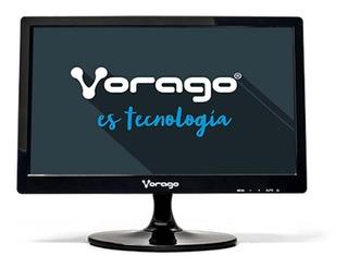 Monitor Led 15.6 Pc Widescreen Vga Led-w15-20 Vorago Nuevo