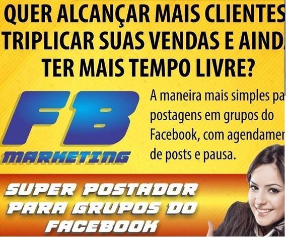 Postador Automático Facebook