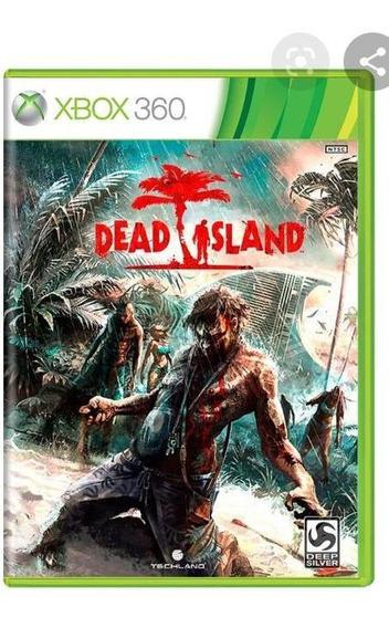 Jogo Xbox 360 Original Dead Island.