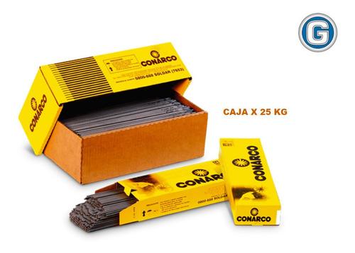 Electrodo Soldar Conarco 6013 13a Pta Azul 3,2 Mm Caja 25 Kg