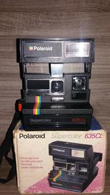 Camera Fotográfica, Polaroid Supercolor 635cl