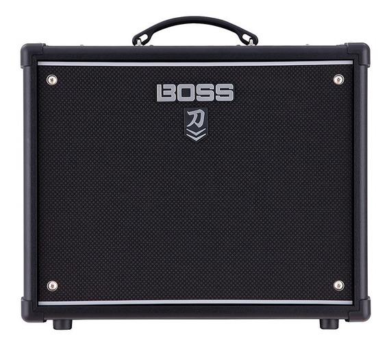 Amplifica Para Guitarra Boss 110v Katana-50 Mkii