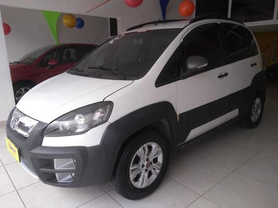 Fiat Idea Adventure - 2012 - Branco
