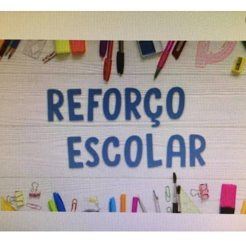 Aulas Particulares De Reforço Para 1°ao 9°ano De Matemática.