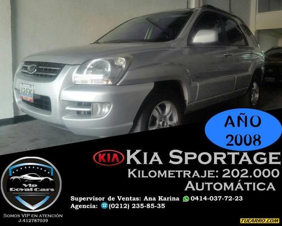 Kia Sportage .