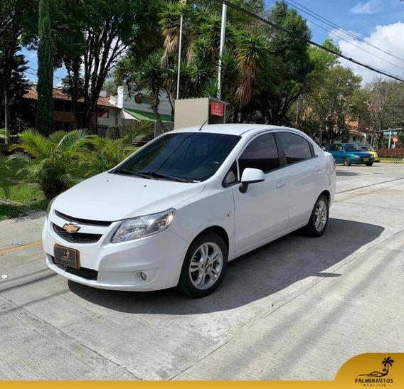 Chevrolet Sail Ltz 2016