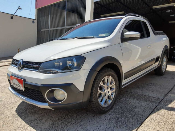 Volkswagen Saveiro 1.6 16v G6 Cross Cabine Estendida Flex