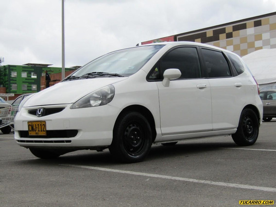 Honda Fit Lx Mt 1300 Aa Ab