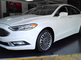 Ford Fusion 2.0 Se Luxury Plus 2017