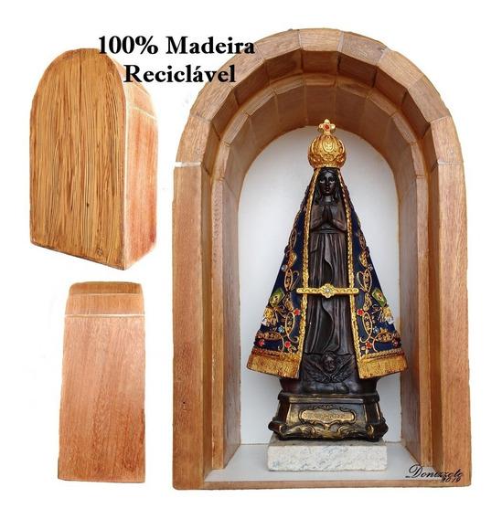 Nossa Senhora Aparecida - Oratório Artesanal